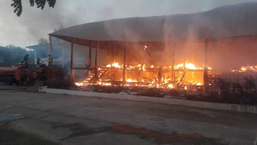 ไฟไหม้ โรงเรียนศิลปะการต่อสู้ของจีน สื่อท้องถิ่นรายงานว่า มีผู้เสียชีวิตอย่างน้อย 18 คนและบาดเจ็บ 16 คนจากเหตุไฟไหม้โรงเรียนศิลปะการต่อ